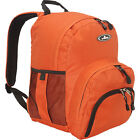 Everest Sporty Backpack 11 Colors School & Day Hiking Backpack NEW