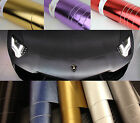 【Chrome Brushed 】Vehicle VINYL WRAP SHEET 【1520MM  X 2Meter】   ALL COLOUR
