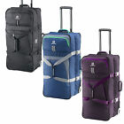 Salomon Container 100 93L Suitcase Travel Bag Trolley Wheelie