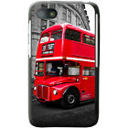 London Double Decker Bus Hard Case For Blackberry Q5