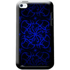 Tribal Cult Tattoo Hard Case For iPod Touch 4th Gen