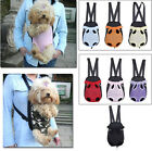 1Pc Comfort Dog Cat Pet Puppy Dog Carrier Backpack Front Tote Carrier Net Bag