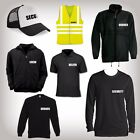 Security Crew Helfer Ordner T-Shirt Polo Sweater Caps Windjacke Jacke Weste