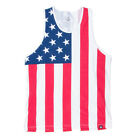 Rowdy Gentleman Men's The American Flag Tank Top