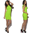 Sexy Women Bandage Prom Clubwear Bodycon Cocktail Party Evening Mini Dress