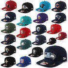 NEW ERA CAP 950 SNAPBACK NFL 2015 DRAFT FOOTBALL RAIDERS PATRIOTS SEAHAWKS UVM