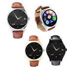 Waterproof Smart Watch Bluetooth 4.0 Wristwatch Remote Control Handfree Call