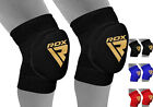 RDX Knee Caps Adult Protector Brace Support Guards Work Wear Guard MMA Padded BW