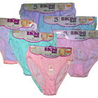 6 or 12 Pack Ladies Wild Orchid Bikini Briefs 4 Styles Sizes 34 36 38 40 42 44
