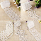 10yards VINTAGE LACE RIBBON TRIM Width BRIDAL Flowers Gifts craft many pattern
