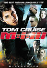 Mission: Impossible III (DVD, 2006, Single Disc; Widescreen) Perfect Condition!