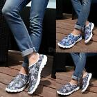 Men Breathable Mesh Camouflage Casual Sneakers Sports Shoes Water Shoes DJNG