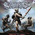 Slave to the Sword - Exmortus Compact Disc