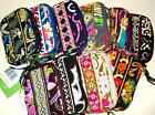 Vera Bradley TECH CASE Wristlet Camera Smart Phone Clutch CHOICE of Pattern NWT