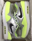 Nike Air Max 1 FB Premium QS Mercurial Pack Metallic Silver 665874-007 Sz 10 13