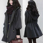 Fashion Womens Casual Winter Jacket Warm Coat Outwear Lady Overcoat Trench HOT