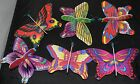 Flying Butterfly Glider 6 style gliders each packaged singly FREE POSTAGE Q56