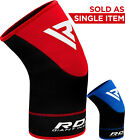 RDX Neoprene Knee Support Brace MMA Pad Guard Protector Gel Sport Work Cap C
