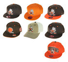 Mitchell & Ness Cleveland Browns NFL Men's Fitted Team Throwback Hat Cap