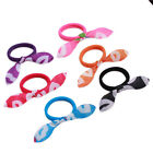 24pcs Chic Women Mixed Colors Elastic Hair Rope Ties Hairband Ponytail Holder LC