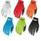 Fly Racing 2016 Pro Lite Motocross Gloves Off Road Lightweight Stretch Vented MX