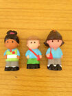 EarlY Learning Centre ELC Happyland 3 x School Children Figure N16