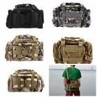 Fishing Tackle Bag Waterproof Outdoor Waist Pack Rucksack Handbag Shoulder Bag