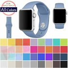 Strap Bracelet Band Silicone Fitness Replacement For Apple Watch 2&1 38mm/42mm