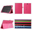 "Smart Cover Magnetic Leather Sleep/Wake Case For Samsung Galaxy Tab A 8"" SM-T350"