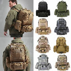50L Military Tactical Backpack Rucksacks Sport Camping Molle Trekking Bag new