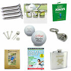 Personalised Golf Golfer Gifts Present Ideas Golf Balls Tees Mug for Fans Player