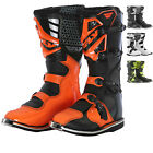 Fly Racing 2016 Youth Maverik MX Boots Enduro Motocross Off Road Dirt All Sizes