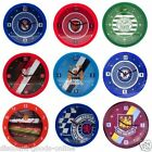 OFFICIAL LICENSED  FOOTBALL WALL CLOCKS