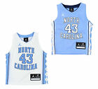 Air Jordan Toddler UNC North Carolina Tar Heels #43 Basketball Replica Jersey