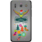 Merry Christmas Christmas Decorations Hard Case For Huawei Ascend G510