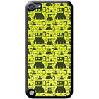 Monster Robots Hard Case For iPod Touch 5th Gen