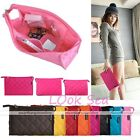 Travel Makeup Organizer Toiletry Cosmetic Tools Bag Purse Storage Pouch Handbag