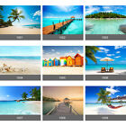 Beach Seaside Island Relax Wall Mural Photo Wallpaper Picture Self Adhesive