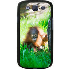 Orangutan Monkey Primates Animal Hard Case For Samsung Galaxy S3 (i9300)