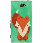 Geometric Modern Animals Hard Case For Sony Xperia M2