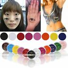 Professional 12 Colors Face Body DIY Painting Oil Art Stage Make Up Set Kit 35ml