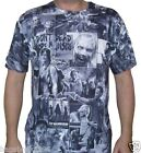 The Walking Dead Zombie Attack Men's Sublimation T-shirt   (WD17)