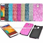 1 pc Luxury Aluminum Metal Hard Case Cover For Samsung Galaxy Note 3 N9000 Gift