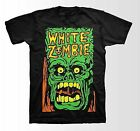 WHITE ZOMBIE MONSTER YELL HEAVY NOISE METAL ROB MUSIC BAND T TEE SHIRT S-XXL