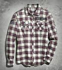 Harley-Davidson® Women's Authentic Plaid Shirt 96258-15VW