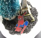Lot Newest Spider-man Metal Charm Pendants DIY Jewelry Making Party Gifts H081