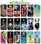 CASE COVER CASE SOFT IN TPU FOR VODAFONE SMART 4 TURBO FANTASIES D