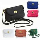 New Women's Handbag PU Leather Small Shoulder Bags Messenger Bag Purses Wallet