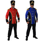 Toy Soldier /Circus Jacket / Soldier / Male Majorette Dance Jacket   XS-XXL