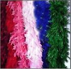 Costumes! 1920's 62 inch Feather Boa Choose Your Color
